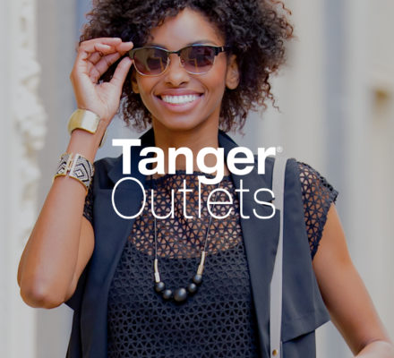 Tanger Outlets/national Ad Program