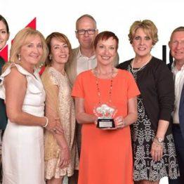 Infinitee Grand Boulevard ICSC 2017 Award