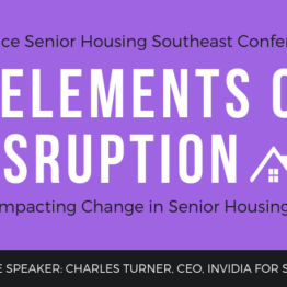 5 Senior Housing Disruptors