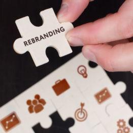 Rebranding Graphic