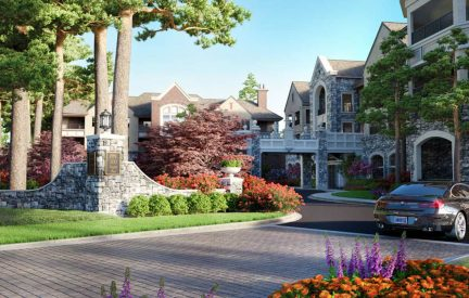 Isakson's Vision For Peachtree Hills Place Is Design, Form, Function And Friends