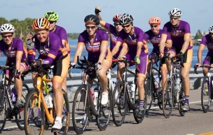 Pedaling Towards A Cure For Alzheimer's